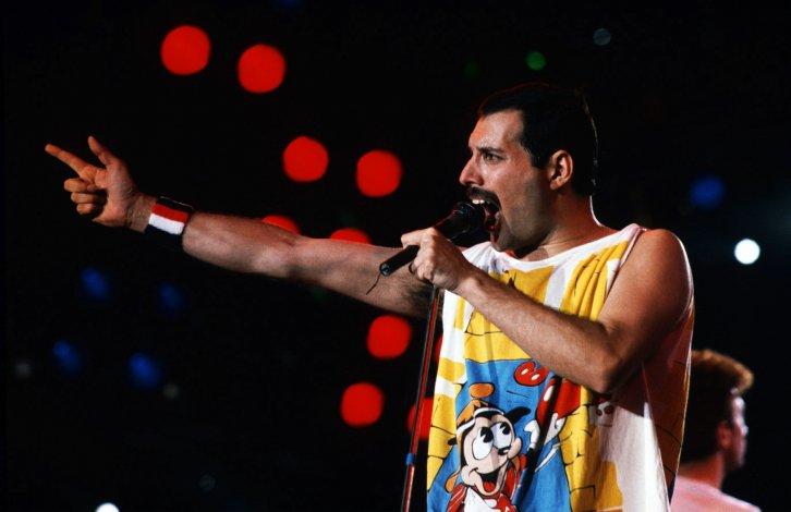 70 años del nacimiento de Freddie Mercury