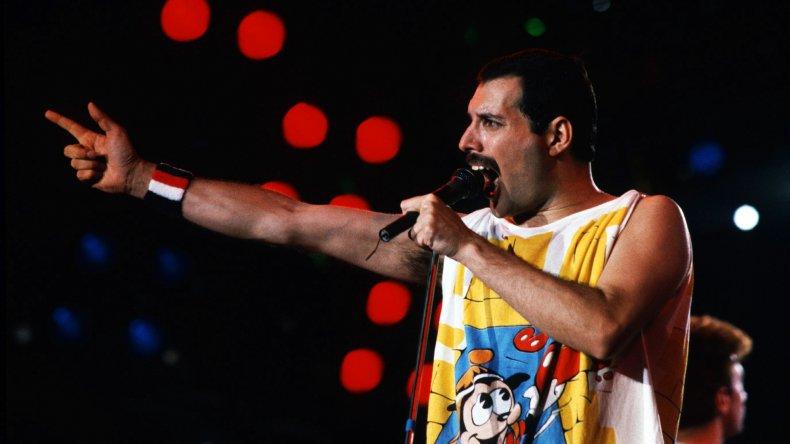 La película biográfica de Freddie Mercury se estrenará en 2018