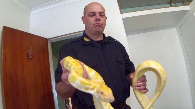 En el operativo se secuestró cocaína