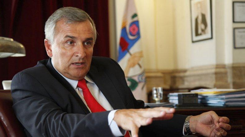 Gerardo Morales insiste: Milagro Sala se robó todo