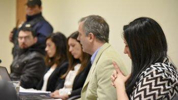 Comenzó el juicio oral y público por el homicidio de Domingo Expósito Moreno. Nadia Kesen y Sergio Solís están acusados por la autoría intelectual y la material.