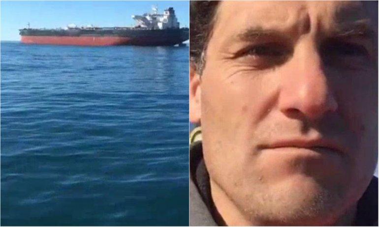 Fue sorprendido mientras navegaba y lo transmitió en vivo desde Facebook