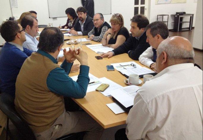 Evalúan el plan de obras previsto para Comodoro