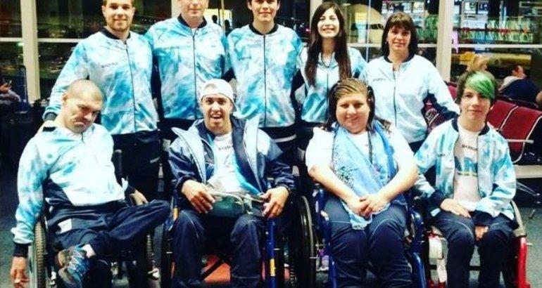 Más de 80 deportistas argentinos disputarán los Juegos Paralímpicos