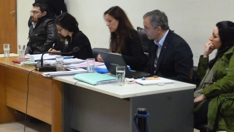 Hoy declararon la ex pareja y un amigo de Solís, junto a otros seis testigos