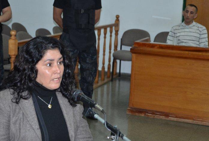 Piden prisión perpetua para imputado que confesó el asesinato de su pareja