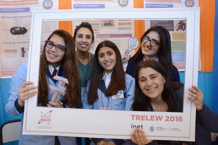 Los alumnos de Biología Marina pasaron a la instancia nacional de TécnicaMente