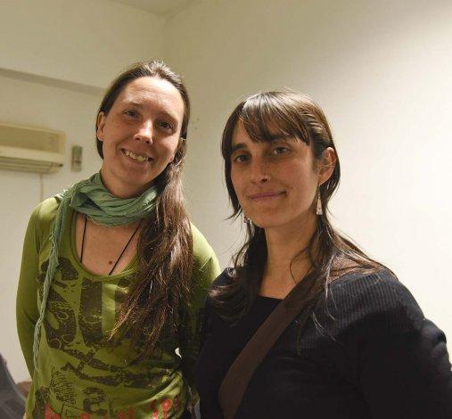 Emma Díaz González y Aime Csik participarán de la muestra El Bolsón Expone que comenzará mañana en la Escuela 1.