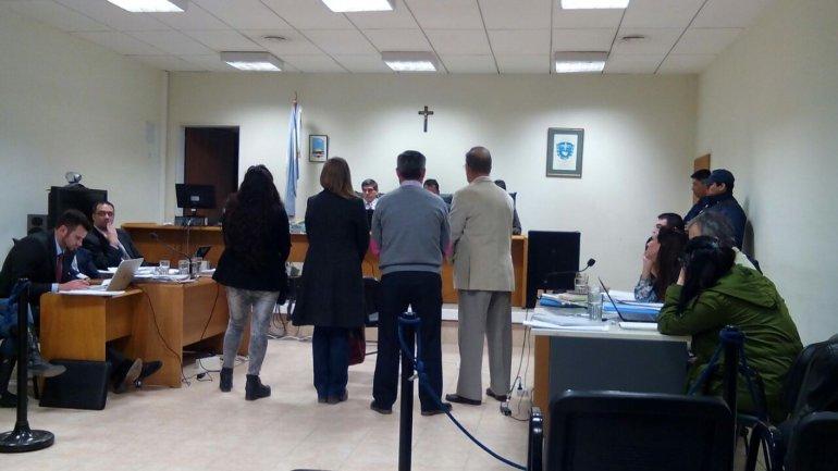 Cinco testigos declararon hoy en la cuarta jornada del juicio