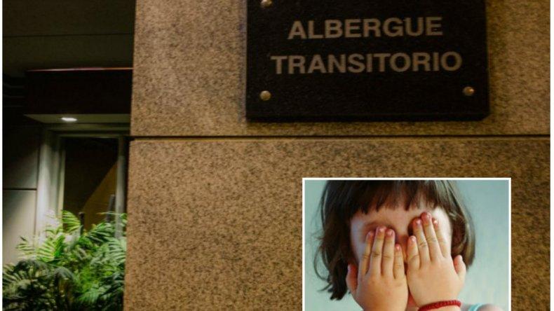 Dejó a su hija de 4 años en un auto para ingresar a un hotel transitorio