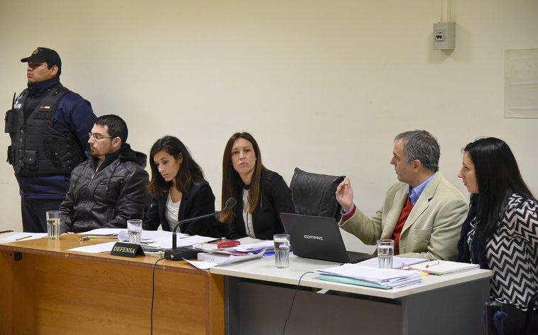 Hoy declararán siete testigos en el juicio por el homicidio de Domingo Expósito Moreno