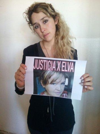 Cintia Hernández invitó a la comunidad a participar de la marcha en pedido de justicia por el crimen de su madre