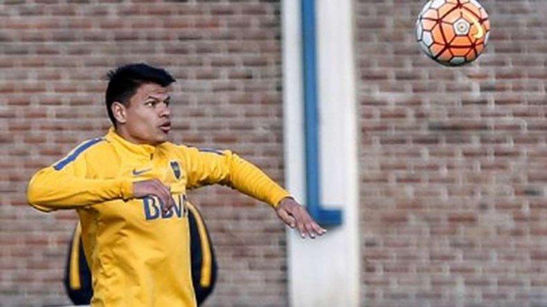 Walter Bou será titular el domingo cuando Boca reciba a Belgrano.