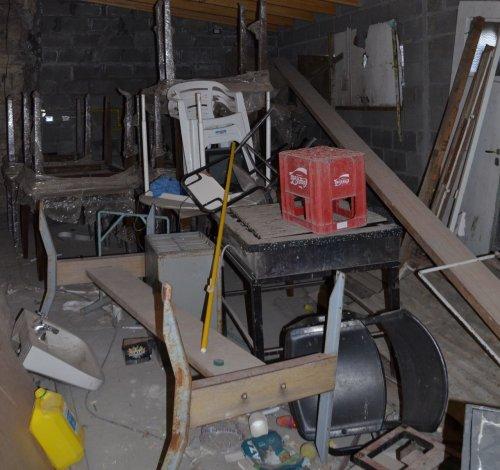 En Talleres no tienen con qué entrenar porque delincuentes se robaron todo