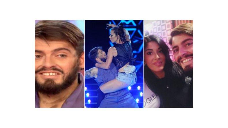 Diego Junior bailó el reggaetón soltero