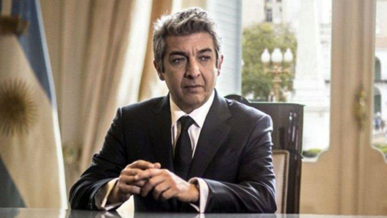 Ricardo Darín será el presidente de la Argentina