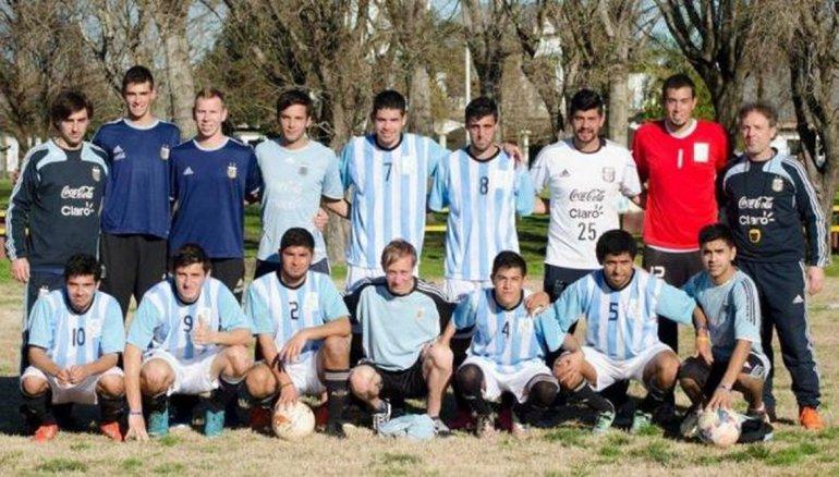 El seleccionado de futbol Los Tigres perdió en su debut