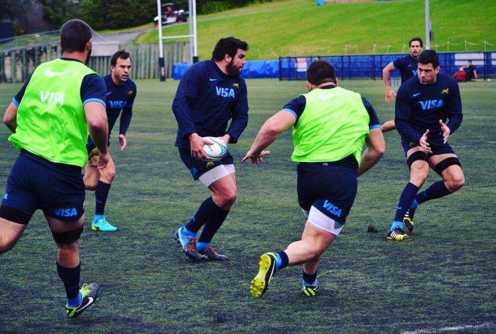 La selección argentina de rugby trabajó muy duro con la ilusión de lograr vencer por primera vez a los poderosos All Blacks.