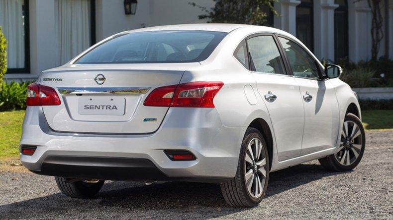 El nuevo Nissan Sentra ya se vende en el país