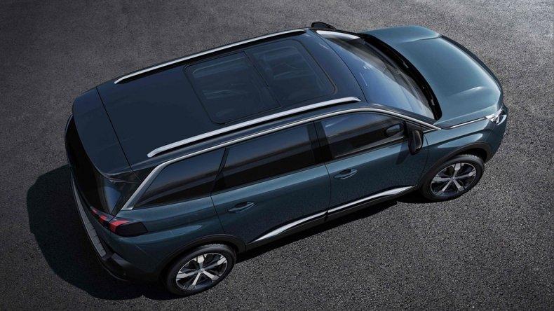 Nueva Peugeot 5008: de monovolumen a SUV