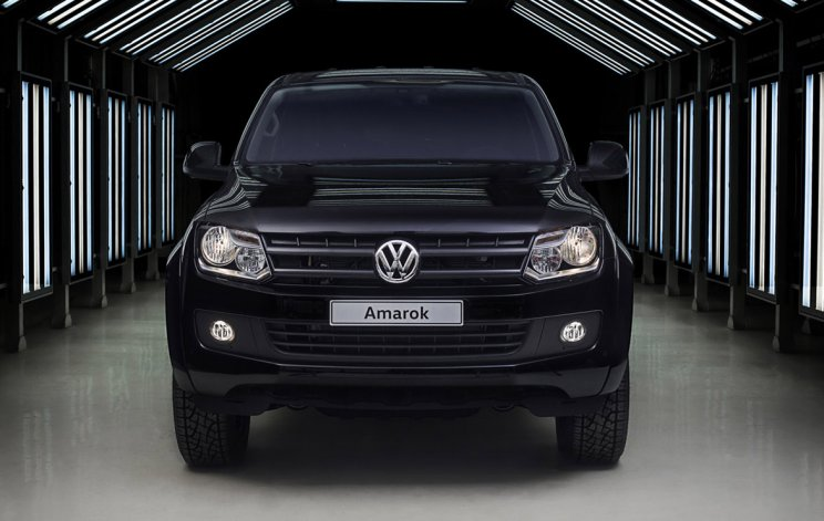 Volkswagen Amarok Black Edition se lanza en Argentina