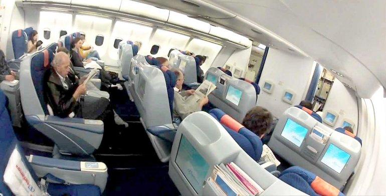 El avión que operará la ruta es un Airbus 330-200 con capacidad para 18 pasajeros en business y 269 en clase económica.