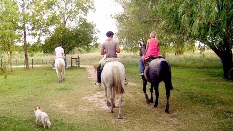 Entre Ríos con una nueva oferta invita a conocer más sobre la vida en el campo.