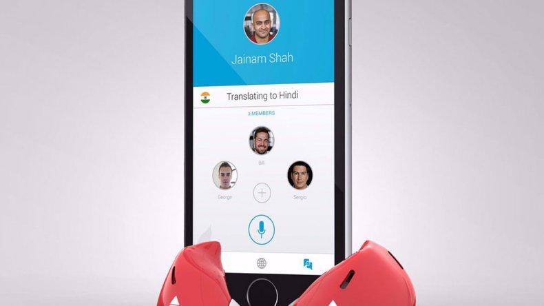 Para su funcionamiento se precisa un teléfono celular con una app especialmente diseñada para usar los auriculares.