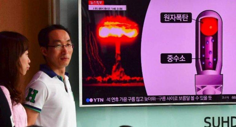 La televisión estatal de ese país confirmó que la detonación se llevó a cabo con éxito.