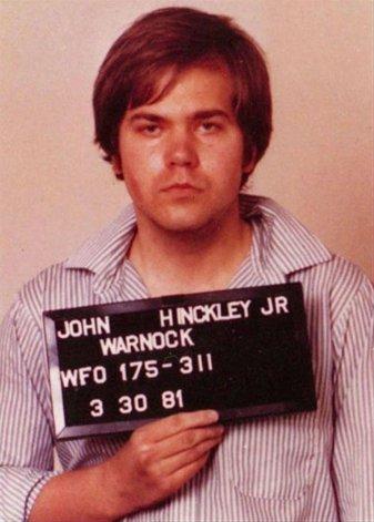 El hombre que le disparó a Reagan  abandonó el hospital psiquiátrico