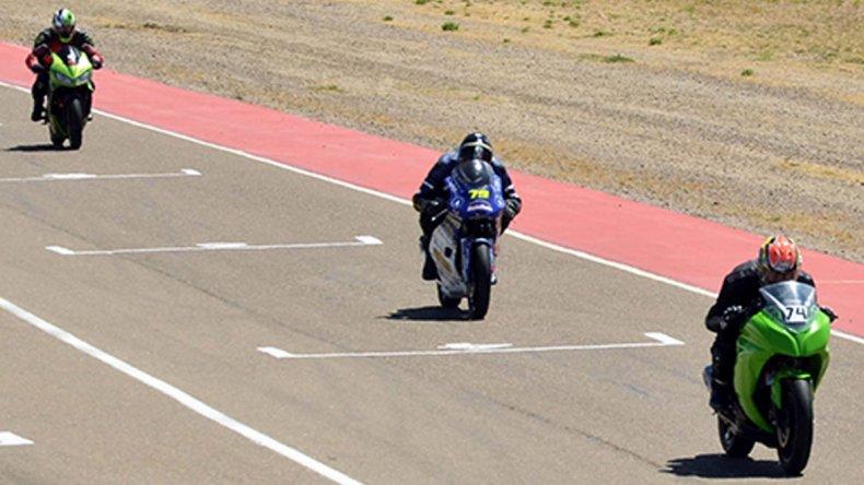 Las Motos de Velocidad disputarán una serie y una final en el autódromo General San Martín.