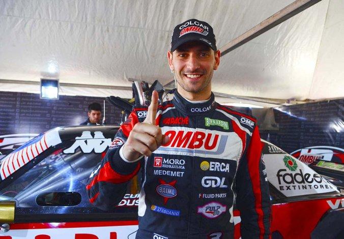 Facundo Ardusso se quedó ayer con la primera pole de la Copa de Oro del Turismo Carretera.