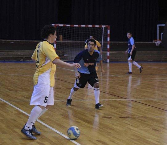 El futsal seguirá esta tarde con la disputa del torneo Clausura 2016 en sus diferentes categorías.