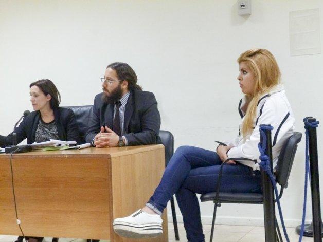 Una de las sospechosas que resultó favorecida con la falta de acusación fue Micaela Riofrío.