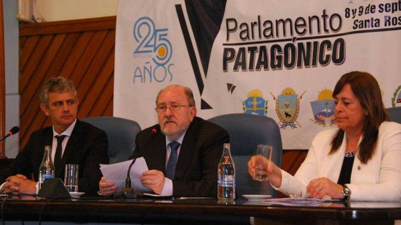 El gobernador de La Pampa