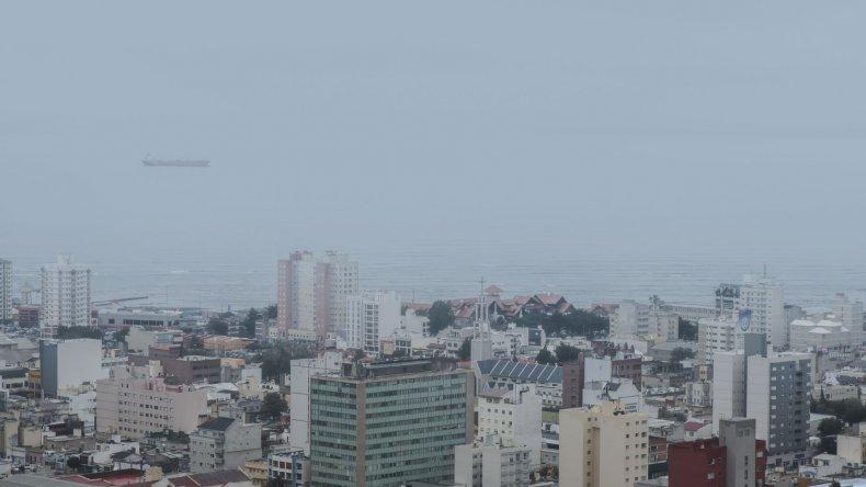 Domingo nublado ¿se viene la lluvia?