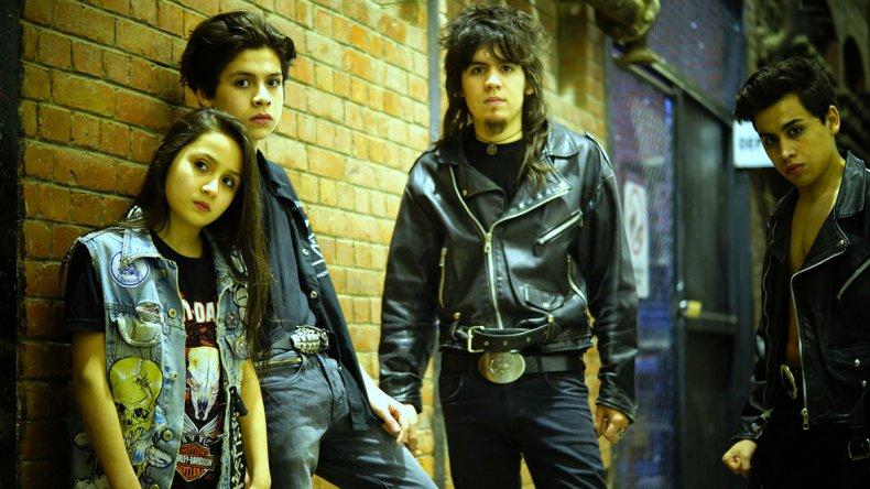 La banda Gavilanes brindará un show el viernes 23 en el Centro Cultural para presentar su primer disco.