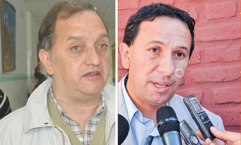 Carlos Linares y Adrián Maderna encabezan las listas para la interna.
