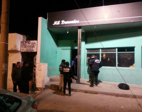 Siguen los operativos por trata de personas y drogas