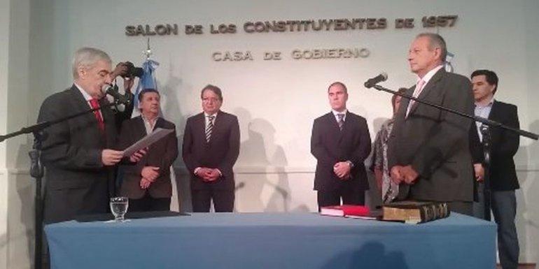 Asumió Ignacio Hernández como nuevo ministro de Salud del Chubut