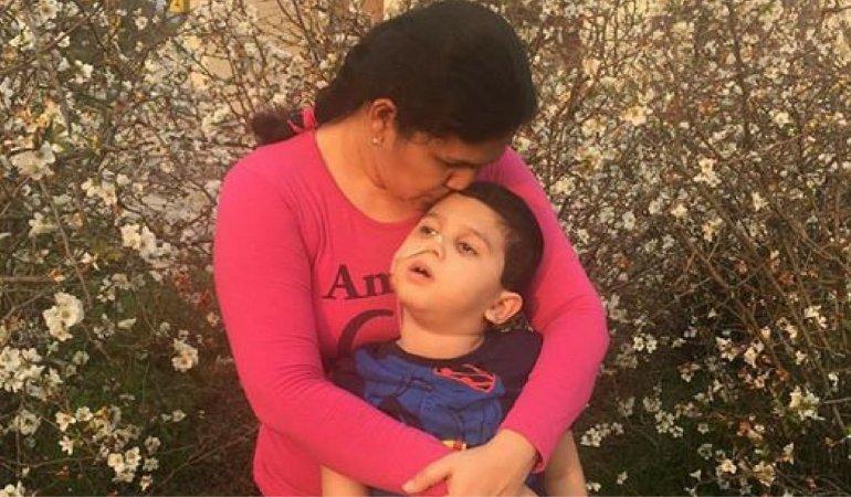 Aseguradora quiere cortar el tratamiento de Miguelito