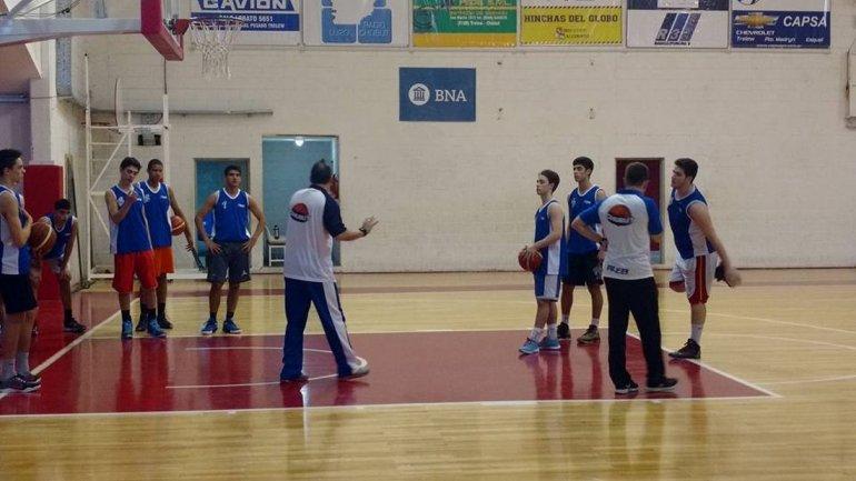Presentaron el nuevo cuerpo técnico de la Selección de Chubut
