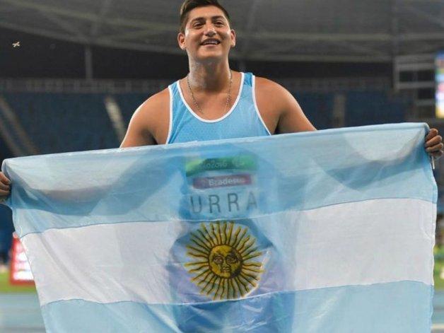 Nueva medalla para Argentina en los Paralímpicos