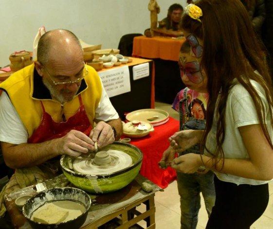 Con una exposición en el Centro Cultural culminó la V Semana de las Artesanías Patagónicas.
