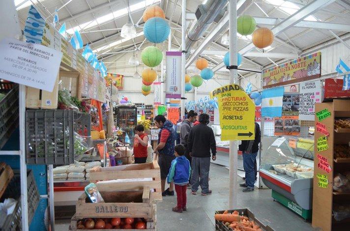 El Mercado Comunitario de Zona Norte ofrece más días de atención al público.