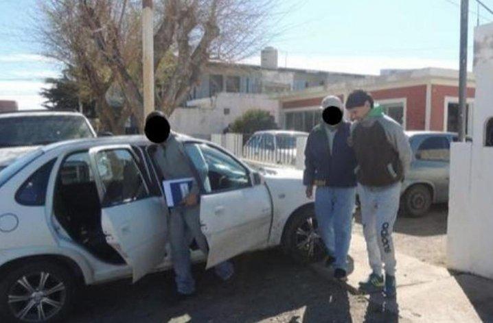 Fernando Marcelo Figueroa fue capturado por efectivos de la División Delitos Complejos de Caleta Olivia.