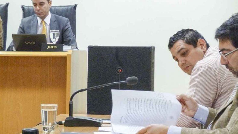 Adrián Currulef será sometido a un tratamiento psicológico a pedido de la defensa que lo asiste.