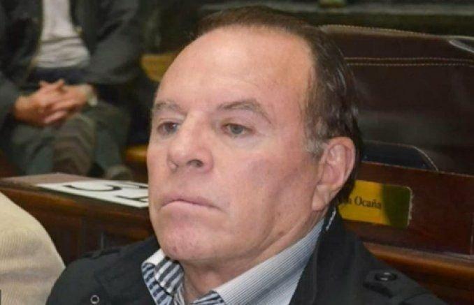 Detuvieron al sindicalista Omar Caballo Suárez por lavado