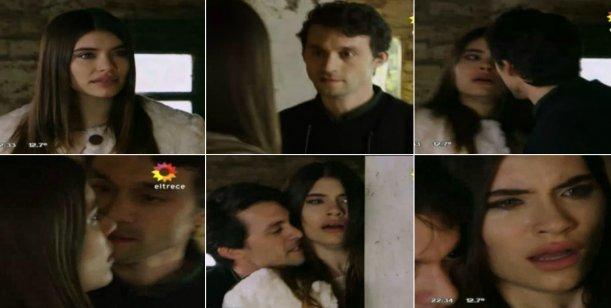 Impactante escena de abuso al personaje de Eva De Dominici