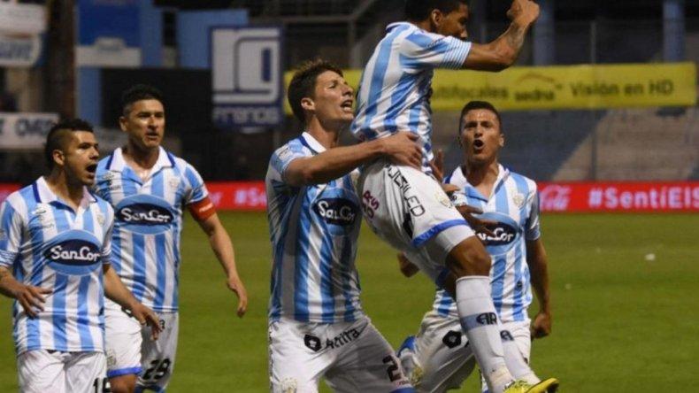 Atlético de Rafaela le ganó 1-0 a Temperley